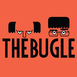 The Bugle logo